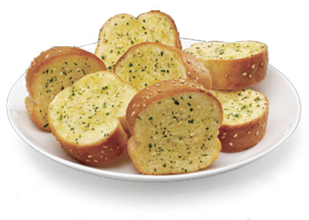 1 Stuffed Garlic Bread( Approx. 25cm )