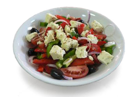 1 Greek Salad