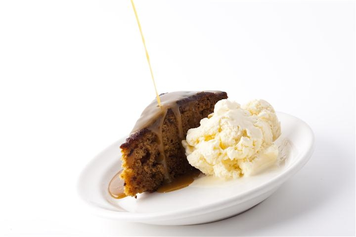 Sticky Date Pudding & Ice Cream